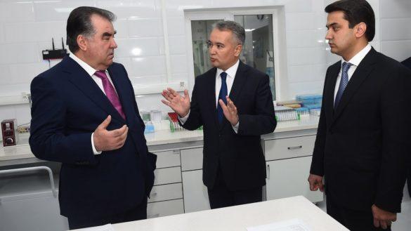 Холназар Баҳодур Маҳмадназар – Директор